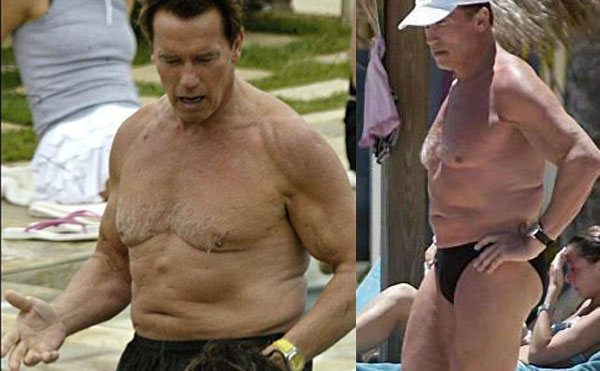 Arnold old year