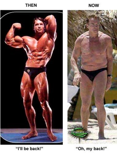 arnold now