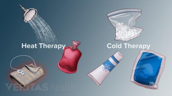اصول سرمادرمانی و گرمادرمانی بعد از آسیب ورزشی
