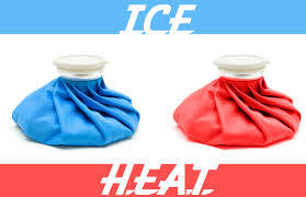 ice and heat therapy