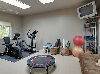 sport at home facility